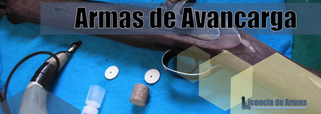 Qué son las Armas de Avancarga