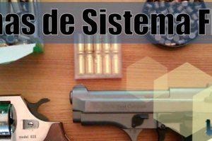 Armas con Sistema Flobert