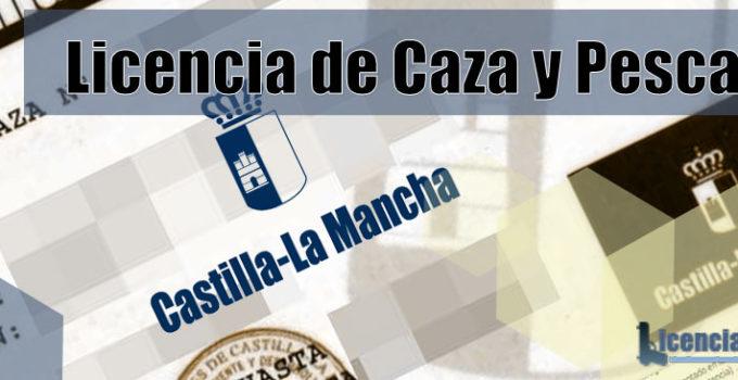 Licencias de Caza y Pesca en Castilla-la Mancha