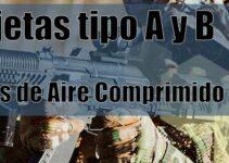 Tarjeta de Armas A/B