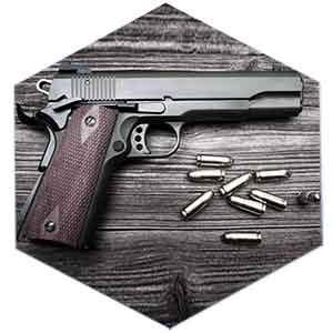 Tipo B: Armas cortas