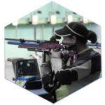 Tipo F: Campos y galerías de tiro